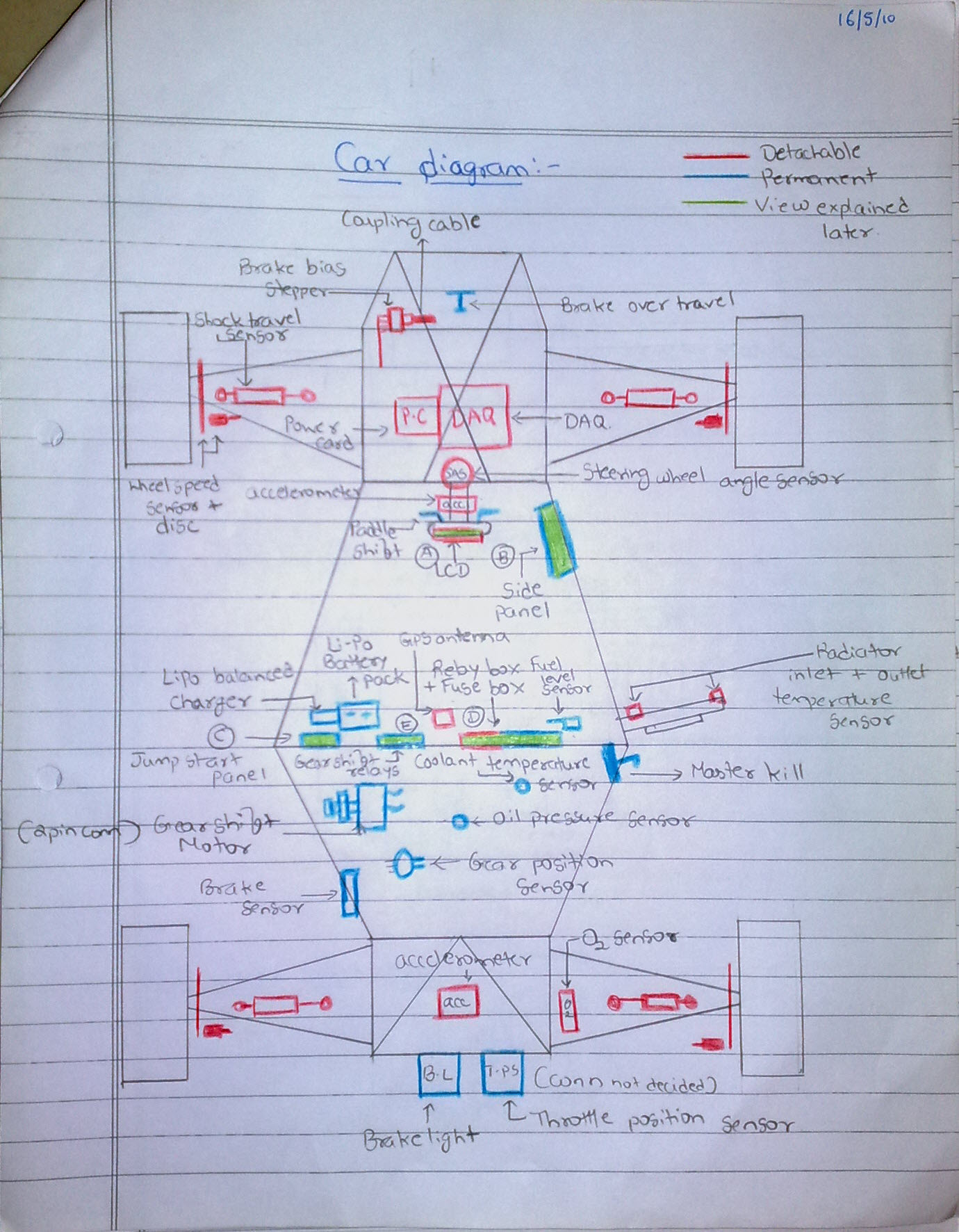 Wiring diagrams for a fsae race car ori2010 lets talk gyan ori2010 asfbconference2016 Images